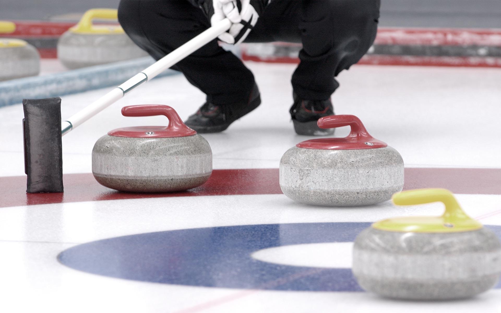 2018 ASAA Curling Provincials - St. Albert Banner