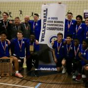 Boys' Gold - Jasper Place Rebels
