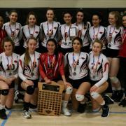 Girls' Silver - Western Canada Redhawks