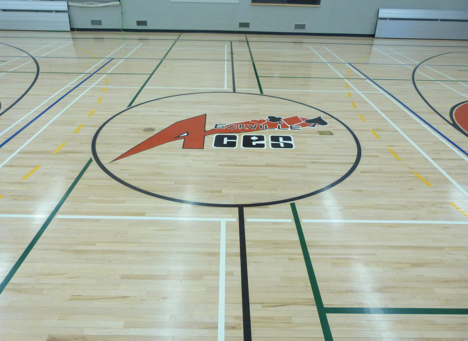 Aces Center Court
