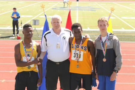 Provincial Track and Field