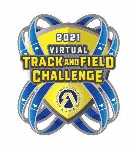 Virtual Track and Field logo 2021