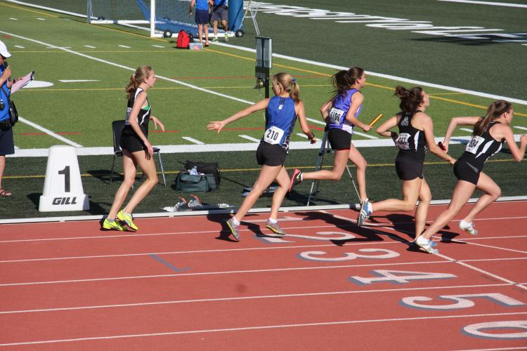 Girls Relay