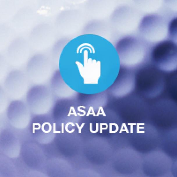 ASAA Policy Update