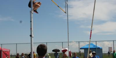Girls Pole Vault