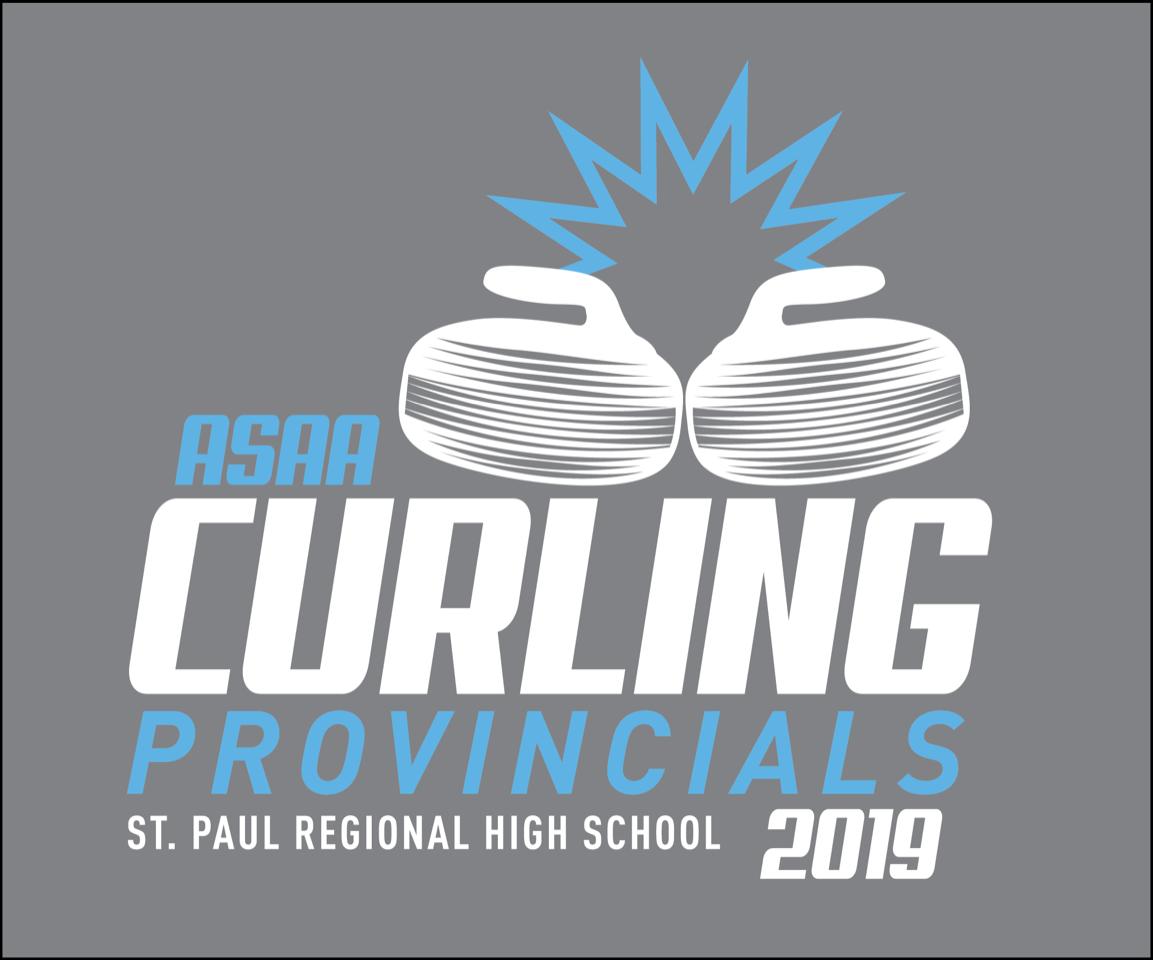Provincial Curling Logo