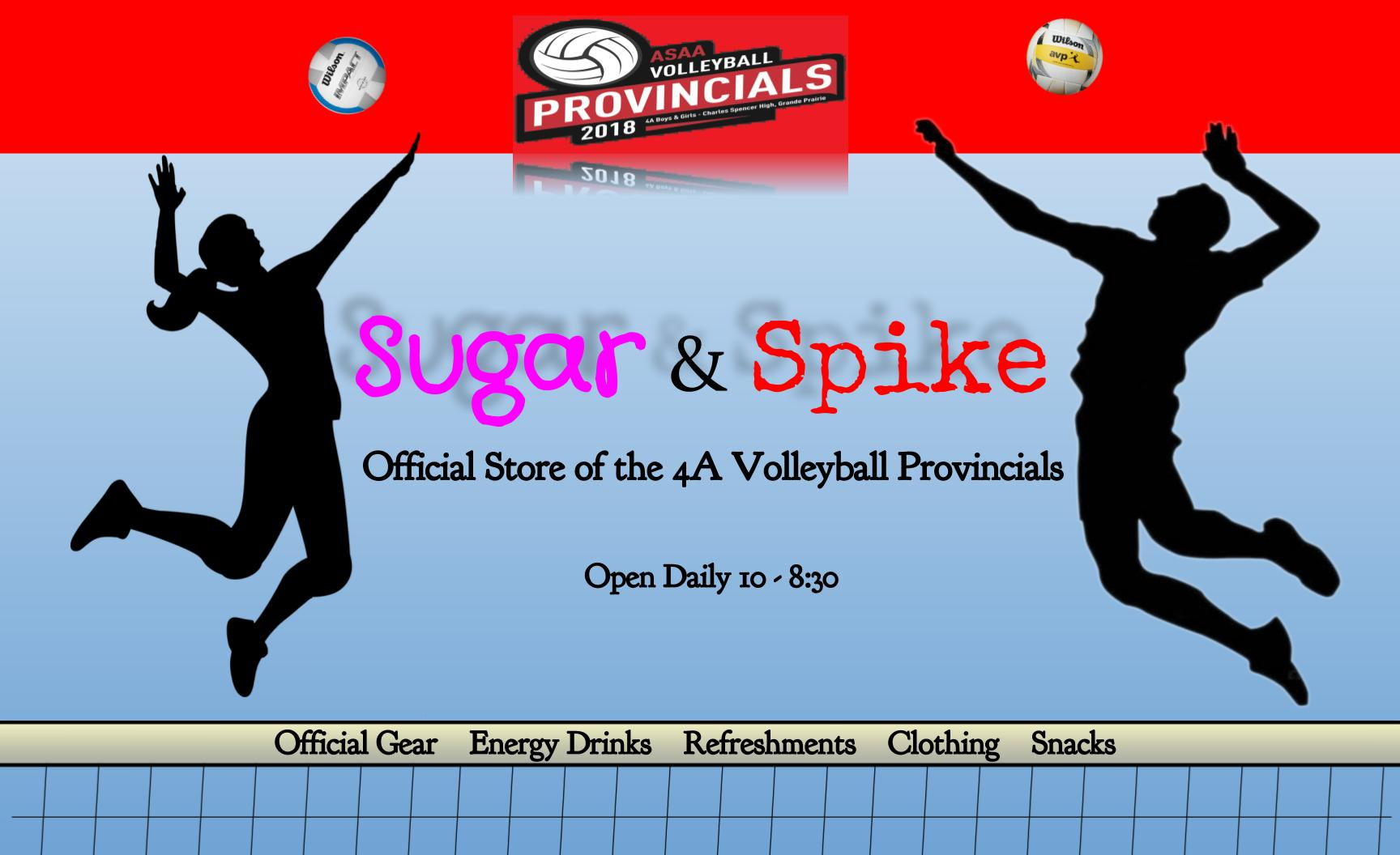 Sugar and Spike - the Official Store of 4A Provincials