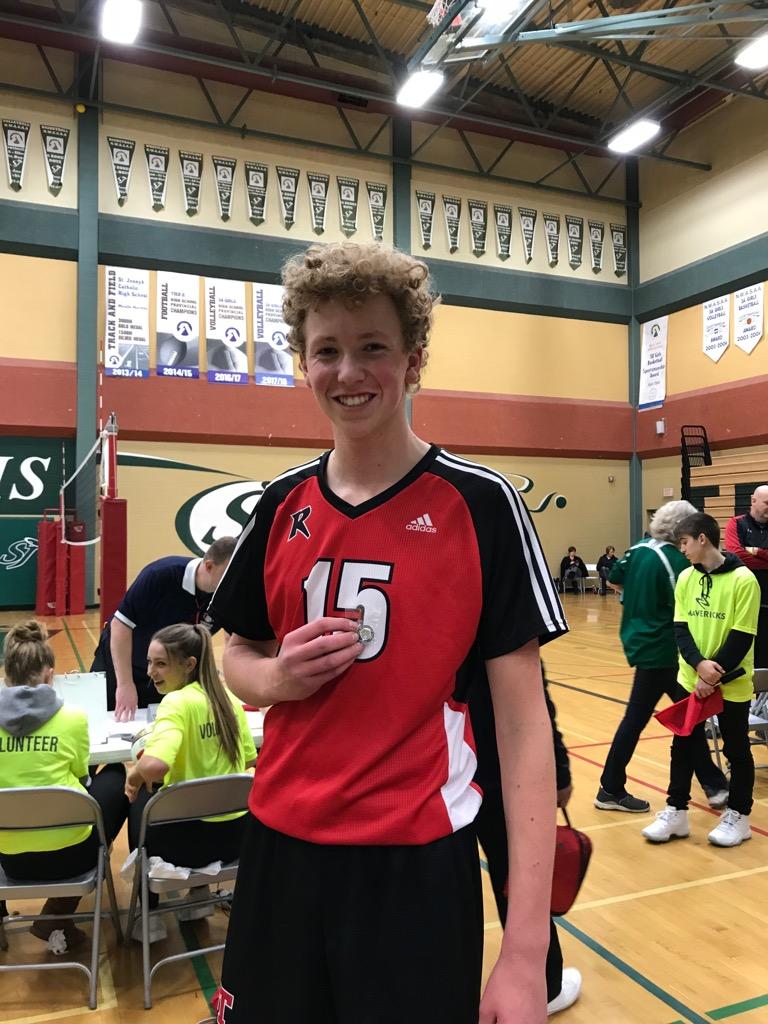 Sportsmanship Award Thursday - Spencer Purdie